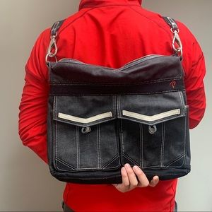 Holy FCUK | 100% Cotton Messenger Bag